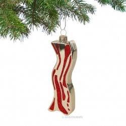 Bacon Christmas Tree Ornament