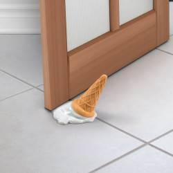 Ice Cream Cone Door Stop