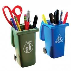 Desk Trash Can Organizers