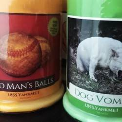 Parody Scented Candles